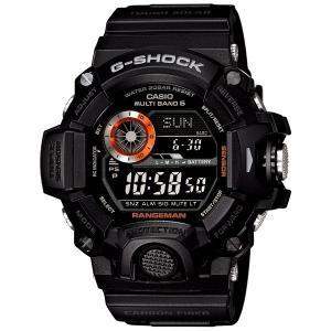 G-SHOCK ジーショック 腕時計 MASTER OF G RANGEMAN レンジマン トリプルセンサーVer.3搭載 世界6局電波対応ソーラーウォ ッチ GW-9400BJ-1JF メンズ|taiyodo