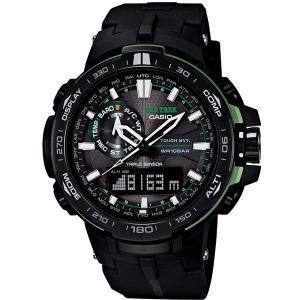カシオ PROTREK プロトレック 腕時計 スマートアクセス マルチバンド6ソーラー電波 PRW-6000Y-1AJF|taiyodo