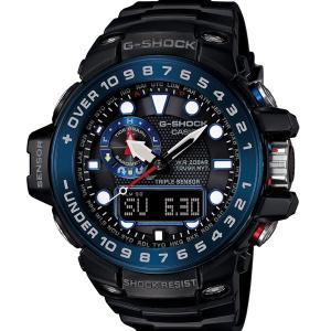 G-SHOCK ジーショック 腕時計 タフソーラー電波 ガルフマスター Smart Access GWN-1000B-1BJF|taiyodo