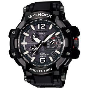 G-SHOCK ジーショック 腕時計 GPSハイブリッド電波ソーラー世界6局電波 スカイコックピット フライトコンポジットバンドウォッチ  GPW-1000FC-1AJF メンズ|taiyodo