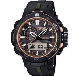 カシオ PROTREK プロトレック 腕時計 スマートアクセス マルチバンド6ソーラー電波 PRW- S6000Y-1JF メンズ|taiyodo