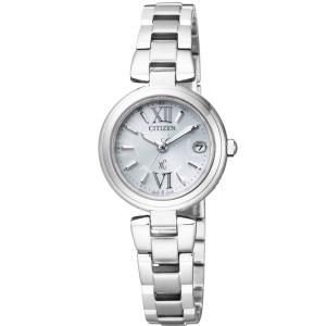 CITIZEN シチズン 腕時計 クロスシー MINISOL ミニソル ソーラー電波 ES8130-61A レディース|taiyodo