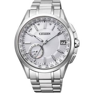 CITIZEN シチズン 腕時計 アテッサ エコドライブ GPS衛星電波ウォッチ F150 CC3010-51A メンズ|taiyodo