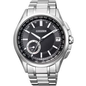 CITIZEN シチズン 腕時計 アテッサ エコドライブ GPS衛星電波ウォッチ F150  CC3010-51E メンズ|taiyodo