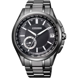 CITIZEN シチズン 腕時計 アテッサ エコドライブ GPS衛星電波ウォッチ F150  CC3015-57E メンズ|taiyodo