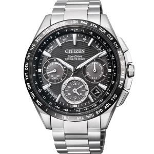 CITIZEN シチズン 腕時計 アテッサ エコドライブ GPS衛星電波 サテライトウエーブ F900 CC9015-54E メンズ|taiyodo