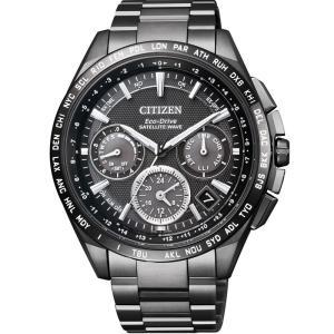 CITIZEN シチズン 腕時計 アテッサ エコドライブ GPS衛星電波 サテライトウエーブ F900 CC9017-59E メンズ|taiyodo