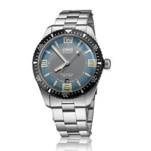 ORIS オリス 腕時計 ダイバーズ65 自動巻き ステンレス Ref.733 7077  4065...