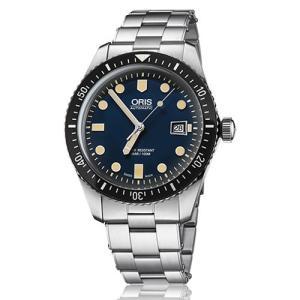 ORIS オリス 腕時計 ダイバーズ65 42mm 自動巻き ステンレス Ref.733 7720 ...