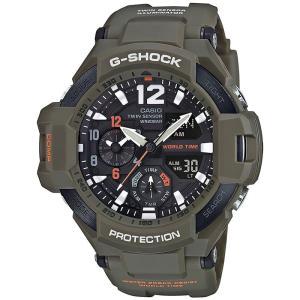 G-SHOCK ジーショック 腕時計 スカイコックピット マスター・イン・オリーブドラブ GA-1100KH-3AJF メンズウォッチ|taiyodo