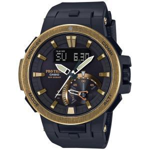 カシオ PROTREK プロトレック 腕時計 スマートアクセス マルチバンド6ソーラー電波 エイジド加工  PRW-7000V-1JF 国内正規品|taiyodo