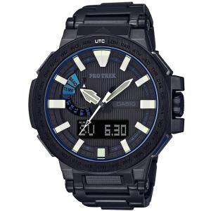 カシオ PROTREK プロトレック 腕時計 マナスル マルチバンド6ソーラー電波 10気圧防水 PRX-8000YT- 1BJF メンズウォッチ|taiyodo