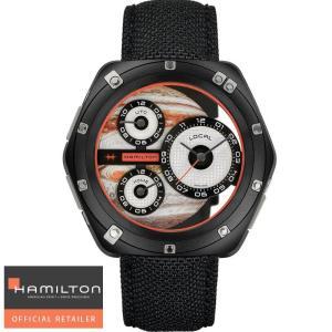HAMILTON ハミルトン 腕時計 ODC X-03 H51598990 限定モデル 国内正規品メンズ|taiyodo