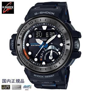 カシオ G-SHOCK ジーショック 腕時計 タフソーラー電波 ガルフマスター Smart Access  GWN-Q1000MCA-1AJF 国内正規品|taiyodo