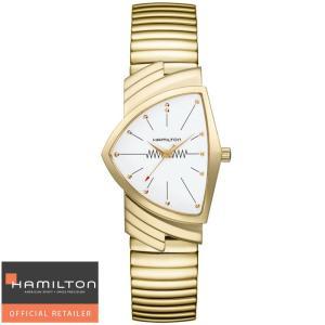HAMILTON  ハミルトン 腕時計 Ventura Classic Quartz ベンチュラ フレックスブレスレットクォーツ H24301111 国内正規品メンズ|taiyodo