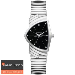 HAMILTON  ハミルトン 腕時計 Ventura Classic Quartz ベンチュラ フレックスブレスレットクォーツ H24411232 国内正規品メンズ|taiyodo