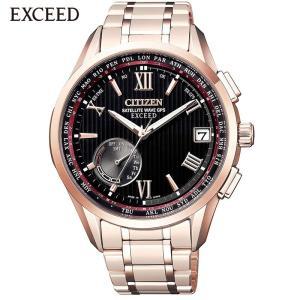 CITIZEN シチズン 腕時計 エクシード エコドライブGPS衛星電波時計 ブレイブブロッサムズ ...