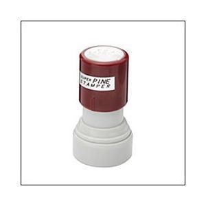 シヤチハタ式の浸透印/スーパーパインスタンパー/丸型/印面サイズ直径20mm|taiyotomah