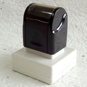 記念スタンプ(浸透印)シヤチハタ式/印面サイズ30×30mm角印|taiyotomah