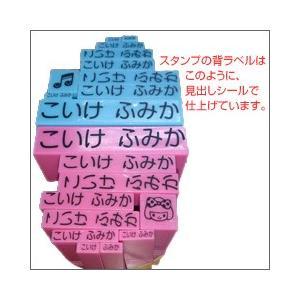 お名前スタンプ まいんすたんぷ 二人目用セット taiyotomah 04