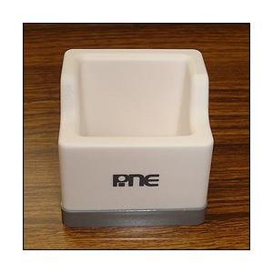 四角型 回転印用BOX(ケース) 小 マットサイズ:22×40mm丸 高61×外径63×51mm|taiyotomah