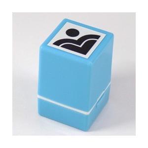 既成別製浸透印 20mm角(50個)PO/50個以上のお得なオーダー商品|taiyotomah