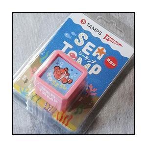 SEATAMP 先生スタンプ 評価印 シヤチハタ式 印面サイズ 20×20mm taiyotomah 04