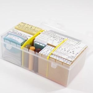 スタンプ シンプル収納BOX はんこケース|taiyotomah|02