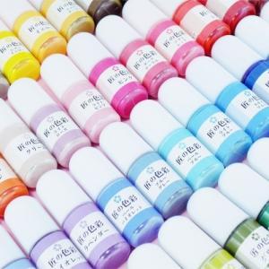 匠の色彩(レジン用着色剤2.5cc 5色+うすめ液セット)油性顔料インク/うすめ液|taiyotomah