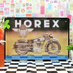 ブリキ看板 1000種類 HOREX ホレックス ポスター|taiyozakka