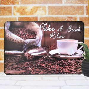 ブリキ看板 1000種類 コーヒー ta ポスター taiyozakka