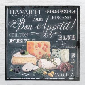 木製看板30 チーズ インテリア ポスター アートパネル チョークアート 雑貨|taiyozakka