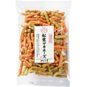 【メール便可】手造りおかき 松葉マヨネーズ味90g 平袋|tajimart
