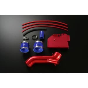 ランサーエボリューションEvo6用 サクションパイプ「モンスタースポーツ サクションパイプキット」 「3GSB40」 tajimastore