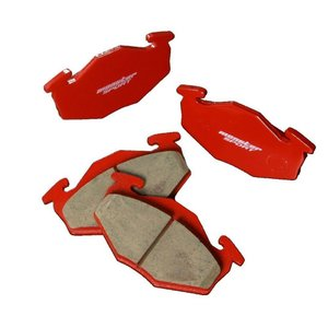 スイフトスポーツ ブレーキパッド ZC31S 「モンスタースポーツ スポーツブレーキパッド type-R1 フロント」 *スイフトスポーツZC31S用「411150-4650MA」|tajimastore