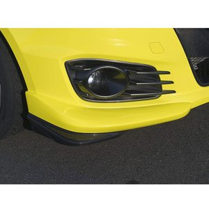 スイフトスポーツZC32S用フロントリップスポイラー「MSEフロントリップスポイラー(一部カーボン仕上げ/FRP) モンスタースポーツ」「733500-4850M」 tajimastore 03