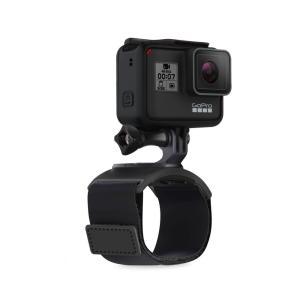 GoPro ザ・ストラップ (Ver.2.0)*GoPro純正アクセサリー・マウント*ゴープロカメラを時計のように腕に装着して撮影可能 「AHWBM-002」|tajimastore