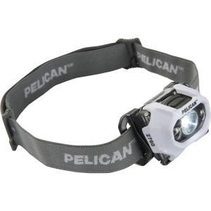 ペリカン 2760 LEDライト ホワイト*発光切替付LEDヘッドライト|tajimastore