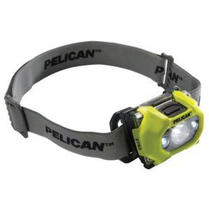 ペリカン 2765 LEDライト イエロー *強力なLEDヘッドライト*在庫限り|tajimastore