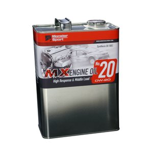 エンジンオイル「MXエンジンオイルNo20 MXE0020 0W-20 4L」「MXE0020-4」|tajimastore
