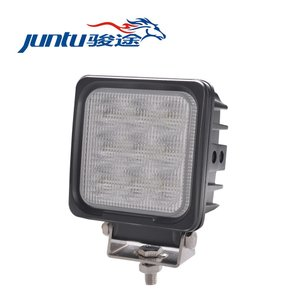 作業灯 LED照明【JUNTU(ジュンツ) LEDワークライト25F-27W】省エネ照明|tajimastore