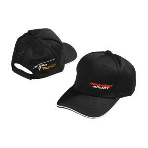 帽子「モンスタースポーツ メッシュキャップ(ブラック)」「ZZWC20K」|tajimastore