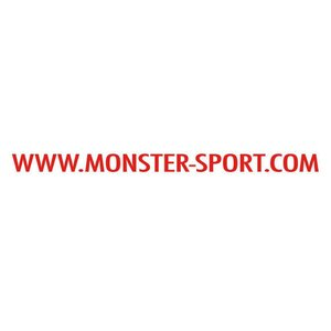 モンスタースポーツステッカー「MSドットコム ステッカー(レッド)」500×27*スイフト/ジムニー/ランサーエボリューション/86「ZZZB45」|tajimastore
