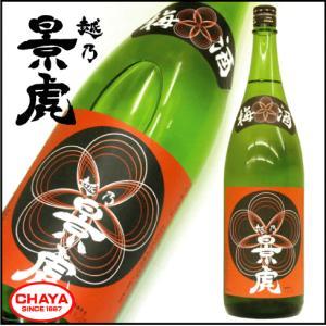 越乃景虎 梅酒 1800ml 新潟 諸橋酒造 かげとら|takabatake-sake