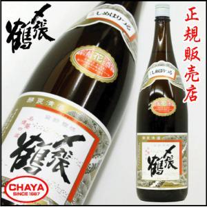 〆張鶴 花 1800ml 新潟 地酒 日本酒 宮尾酒造|takabatake-sake