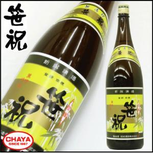 笹祝 新潟印 1800ml 新潟 日本酒 地酒 笹祝酒造|takabatake-sake