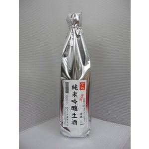父の日 ギフト 金鶴 純米吟醸 生酒 新潟 日本酒 地酒 希少 佐渡 加藤酒造店 限定 takabatake-sake