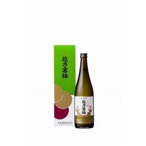 越乃寒梅 超特選 大吟醸 720ml 新潟 日本酒 地酒|takabatake-sake