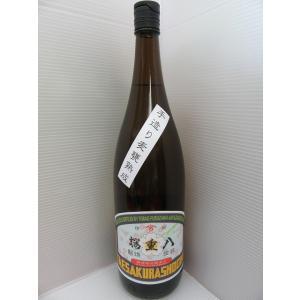 ギフト 宮崎 本格焼酎 八重桜 熟成 麦 25度 1800ml|takabatake-sake