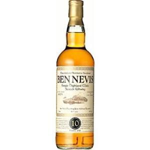ベン・ネヴィス シングルモルト10年 700ml 40% takabatake-sake